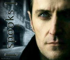 Lady Laura posted this today on Facebook. Richard Armitage as Lucas North in Spooks. *sigh*