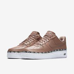 new product eb102 ff7c9 Nike Air Force 1  07 SE Premium Logo Women s Shoe