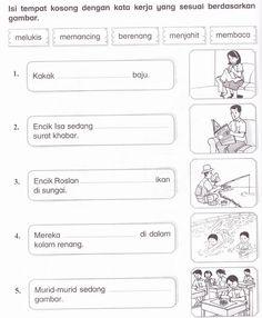 Soalan Bina Ayat Bahasa Melayu Tahun 2 Selangor E