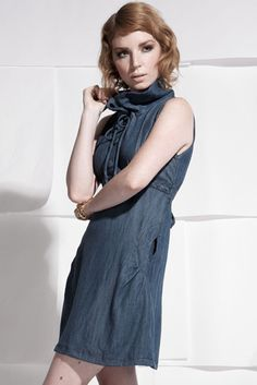 Oreon Tencel Dress