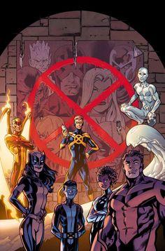 Revelada lista completa de revistas que a Marvel lançará em novembro! - Legião dos Heróis