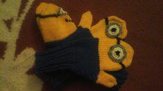 tyttären tilaamat minioni sukat+lapaset