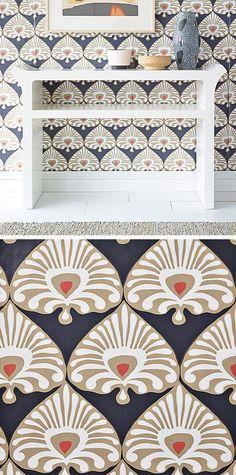 Palmetto Wallpaper | Serena & Lily