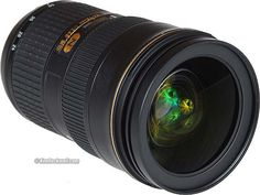 Nikon AF-S 24-70mm f/2.8 G ED (77mm filters, 31.8 oz/902g, about $1,720)