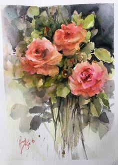 Roser igjen