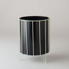 Wire Framed Trash Bin | Schoolhouse Electric