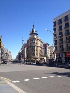 Plaça Universitat, Barcelona