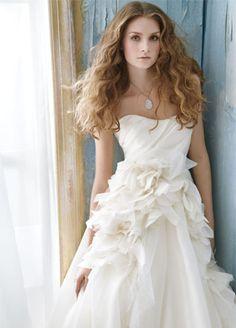 Pretty couture dress