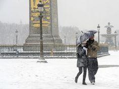OTH 816 - La neige à Paris - mars 2013 (place de la Concorde)