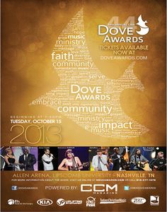 Nashville, TN - Oct 15, 2013 - Dove Awards