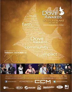 Nashville, TN - Oct 15, 2013 - Dove Awards