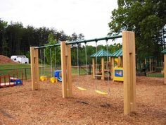 Simple DIY Swing Set Ideas Plans — All Home Ideas