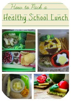 The Complete Beginners Guide to Healthy Lunch Ideas  #kids #healthy #lunchboxideas