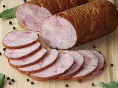 How Do You Smoke Meat? - Healthy Diet Food Subs and Shakes Sausage Recipes, Pork Recipes, Homemade Bologna, Best Sausage, Cold Cuts, How To Make Sausage, Kielbasa, Healthy Diet Recipes, Polish Recipes