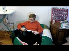 How to Make a beanbag pillow chair from old t-shirts and foam « Furniture & Woodworking