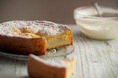 Torta compota de manzanas - Maru Botana