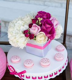 Lilly-Pulitzer Tropical Bridal Luncheon at Kara's Party Ideas. See the on-point details here!