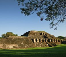 Mayan ruins of Joya de Ceren and San Andres
