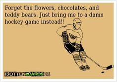 Hockey is better! Uploaded by user