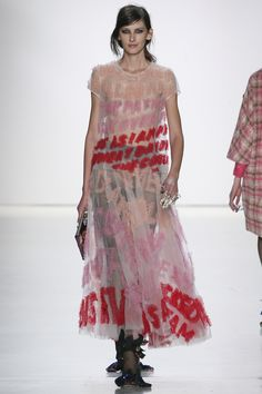Libertine Spring 2018 Ready-to-Wear Collection Photos - Vogue