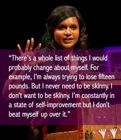 17 Times Mindy Kaling Proved She Should Rule The Universe. I freakin love Mindy!!!