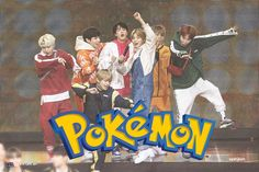 Pokemon BTS lmao   Gotta catch em all