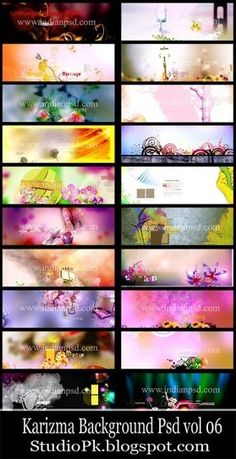 Creation Indian Wedding Karizma Background Vol 06 ~ StudioPk