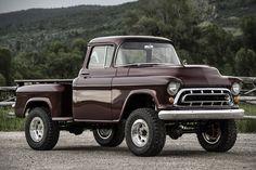 Legacy Chevy 3100 Napco Pickup Truck – Men's Gear