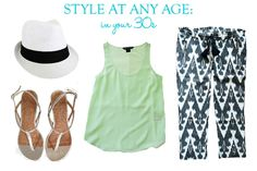 Style At Any Age: Muted Neon Tank in your 30s | Taim Boutique