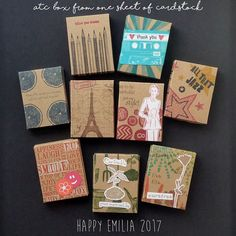 happy emilia - nidBox親子盒子