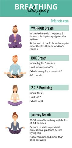 Breathwork: Techniques to Reduce Stress & Improve Cognition