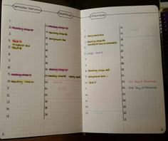 Bullet Journaling for College Students