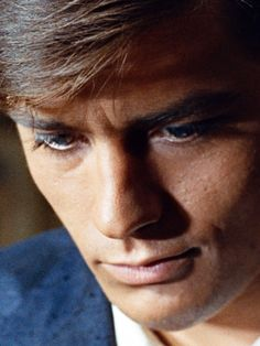 Alain Delon in the movie Plein Soleil (1960) ~ Check out for more pins: https://www.pinterest.com/neno3777/alain-delon/