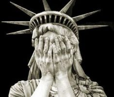 Let's add the Statue of Liberty to the things I am now afraid of, thanks to Doctor Who.