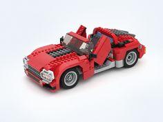 Roadster Mk 2 | by BuildMe