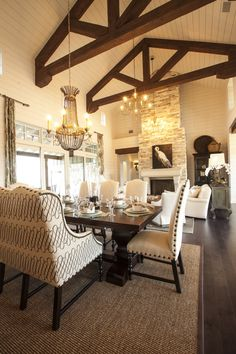 2013 Southern Living Showcase Home...LOVE this room!!