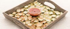 Egészséges ropogtatnivaló a cukkinichips – Sütőben, olívaolajjal készül - Receptek | Sóbors