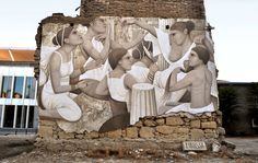 FIKOS  'The priestesses of Aphrodite' ..  [Nicosia, Cyprus 2017]