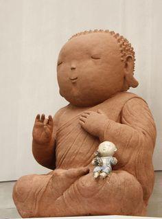 Naidee Changmoh, sculpture