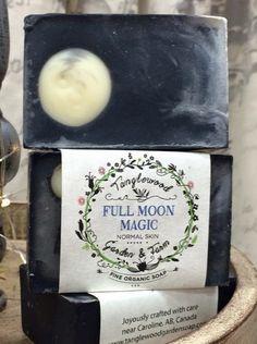 Tanglewood Organic Soap - Full Moon Magic #chateaucountrylace #tanglewoodorganicsoap #fullmoonmagic #madeincanada #shopifypicks