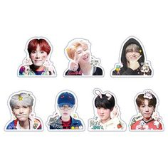 You where home alone with your parents at work and your in your room … Pop Stickers, Tumblr Stickers, Printable Stickers, Bts School, Bts Cute, Bts Merch, Bts Drawings, Bts Chibi, Aesthetic Stickers