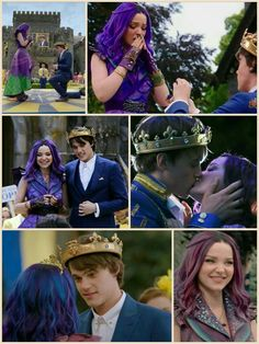Descendants Pictures, Disney Descendants 3, Disney Channel Movies, Disney Channel Shows, Funny Disney Jokes, Very Funny Memes, High School Musical, Twilight Equestria Girl, Teen Beach