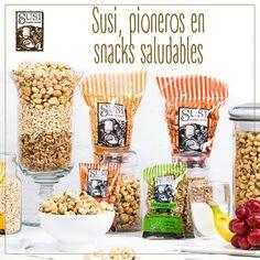 Este fin de semana disfruta nuestros #SopladosSusi , ¡Somos los pioneros en snacks saludables sin gluten, sin sal y totalmente naturales!. Encuéntralos en #SusiPanaderíaArtesanal y almacenes de cadena www.susi.com.co