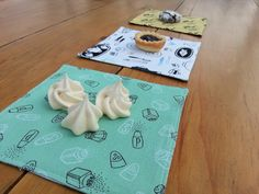 My Handmade Home: DIY Cocktail Napkins for the Ink & Arrow Whip It Up Kitchen Linens Challenge