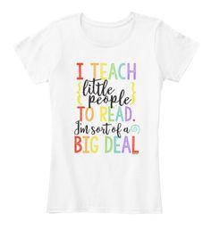 I teach little peopl