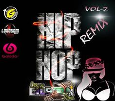 CD-HIP HOP REMIX-VOL-2-BY DJ GILSON MAIA