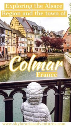 During our Alsace road trip, we spent two days in Colmar, France. Situated in the Alsatian wine route, it's one of the most charming towns in France. Family Adventure, Adventure Travel, Travel With Kids, Family Travel, Colmar Alsace, Travel Tips, Travel Ideas, Europe Destinations, France Travel