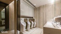 Home Decoration Cheap Ideas Toilet And Bathroom Design, Man Bathroom, Washroom Design, Office Bathroom, Toilet Design, Bathroom Toilets, Contemporary Interior Design, Modern Design, Toilet Plan