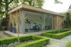 Get out into the garden and do your workout from your own garden gym! http://www.tgescapes.co.uk/garden/garden-gyms