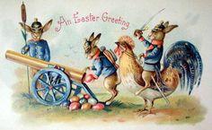 Пасхальный кролик. Почему кролик приносит яйца?. Обсуждение на LiveInternet - Российский Сервис Онлайн-Дневников